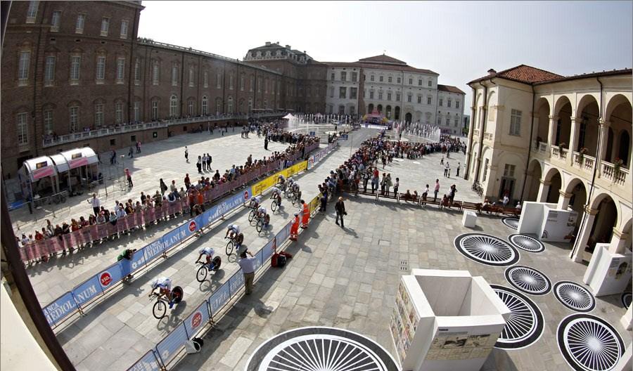 Giro d'Italia 2011 torino