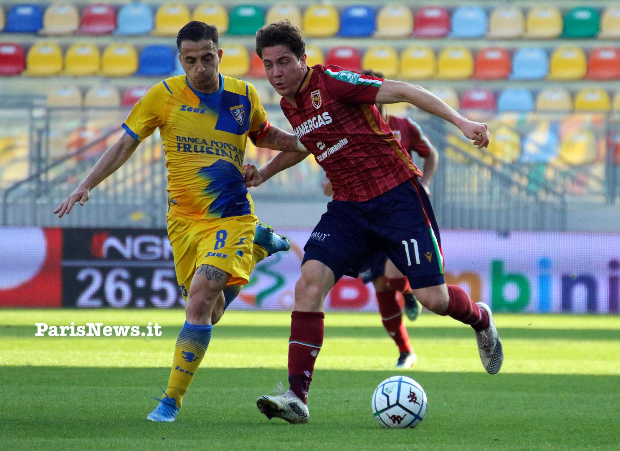 Frosinone - Reggiana 0-0