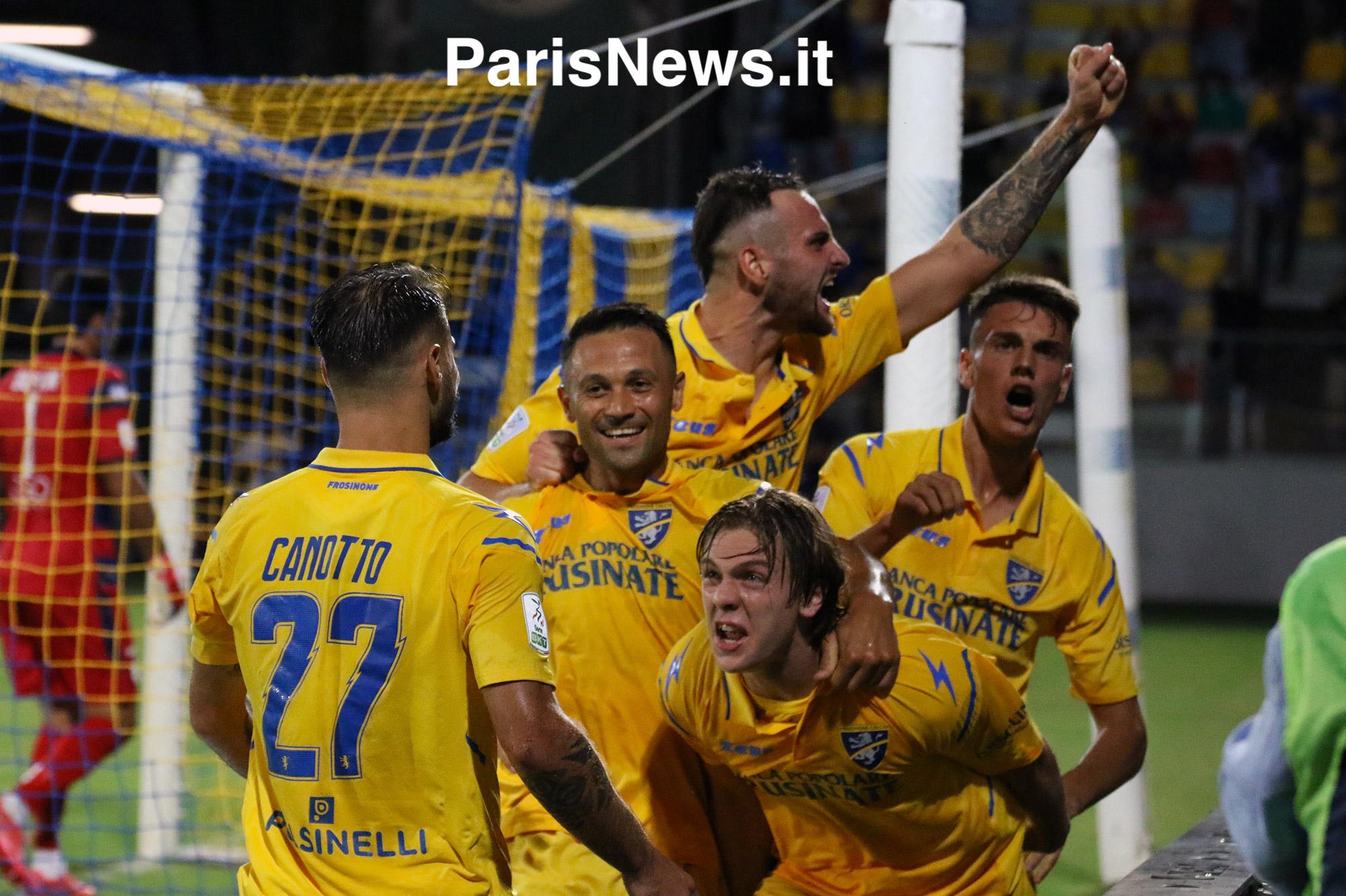 Vicenza - Frosinone 0-2