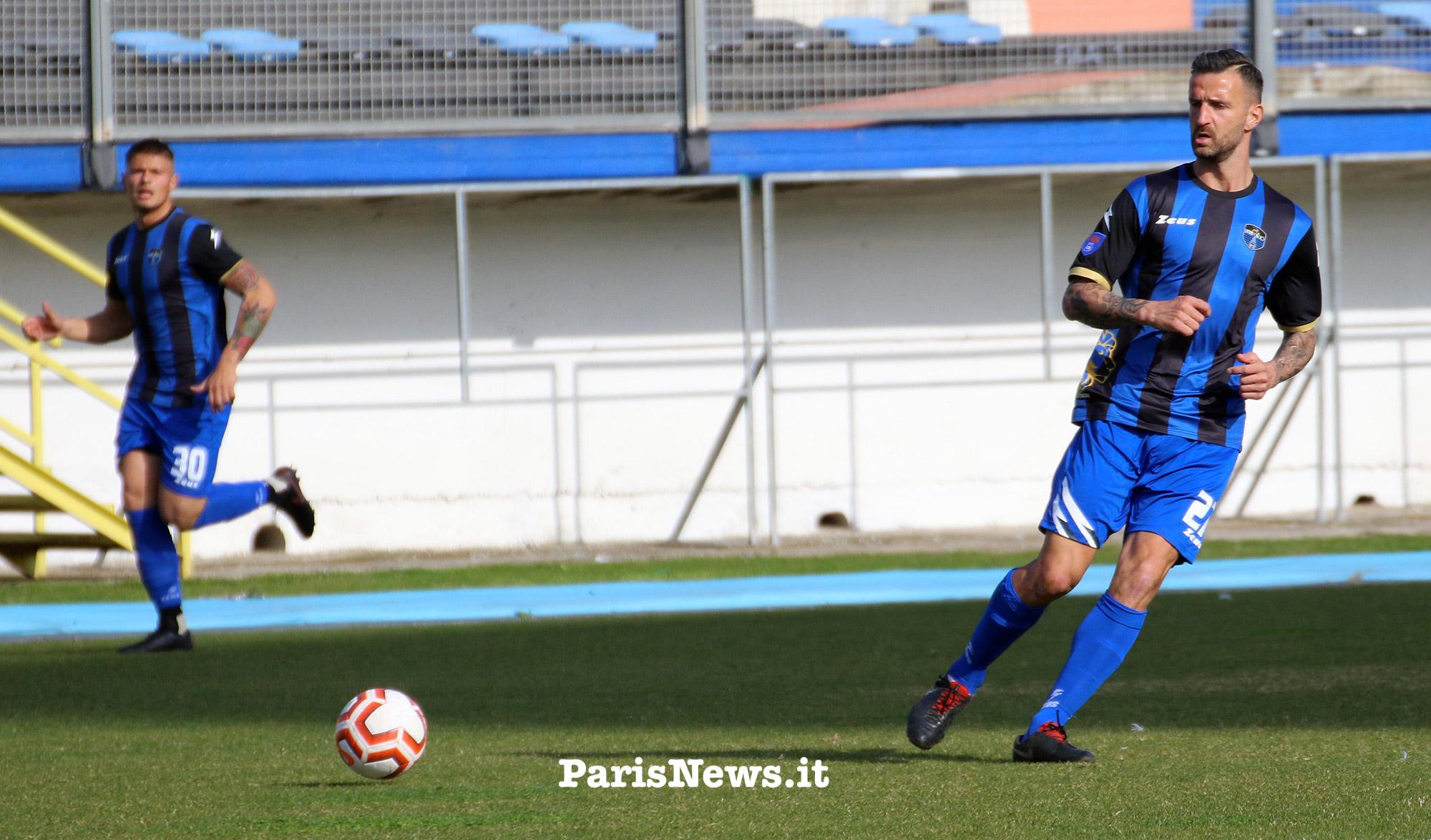 Latina - Monterosi 0-1