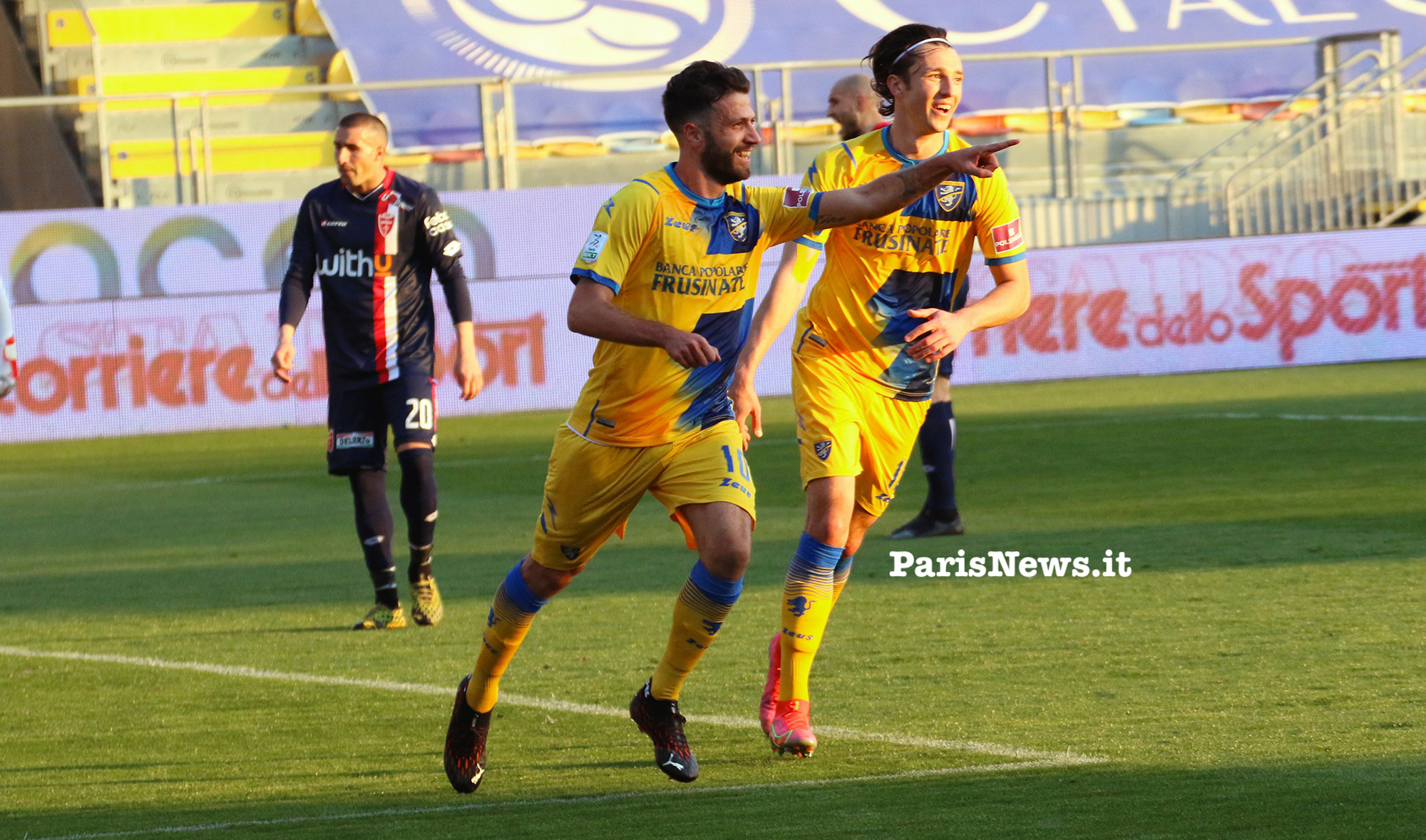 Frosinone - Monza 2-2