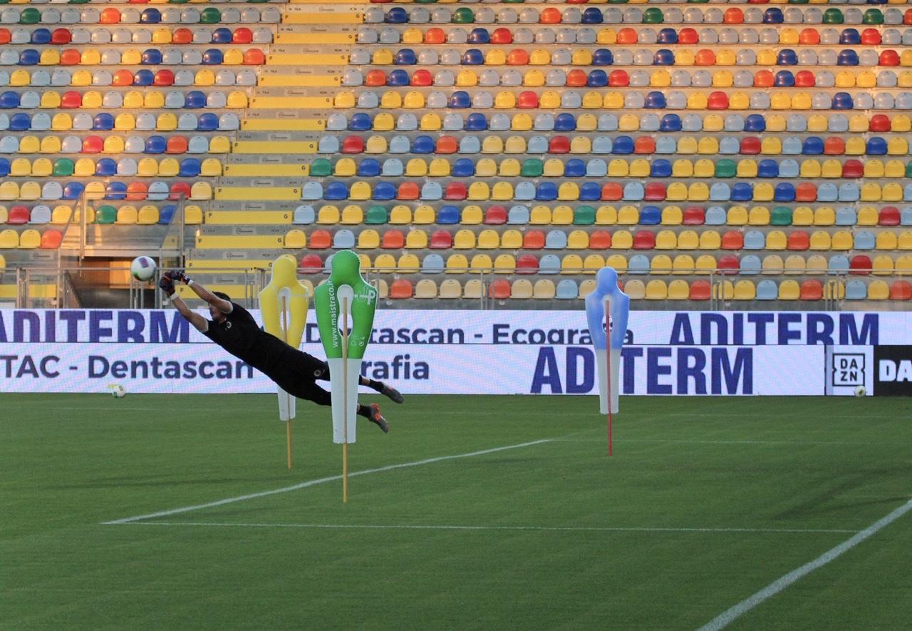 Frosinone - Spezia 2-1 fin.