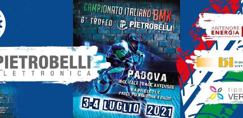 Un mese al via dei Campionati Italiani BMX