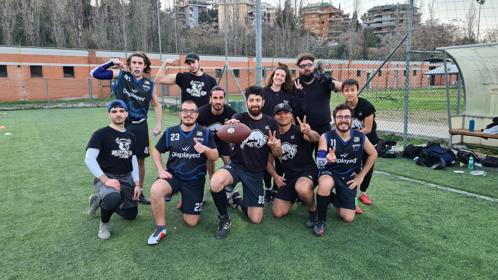 Flag Football: a Latina il primo bowl di Coppa Italia