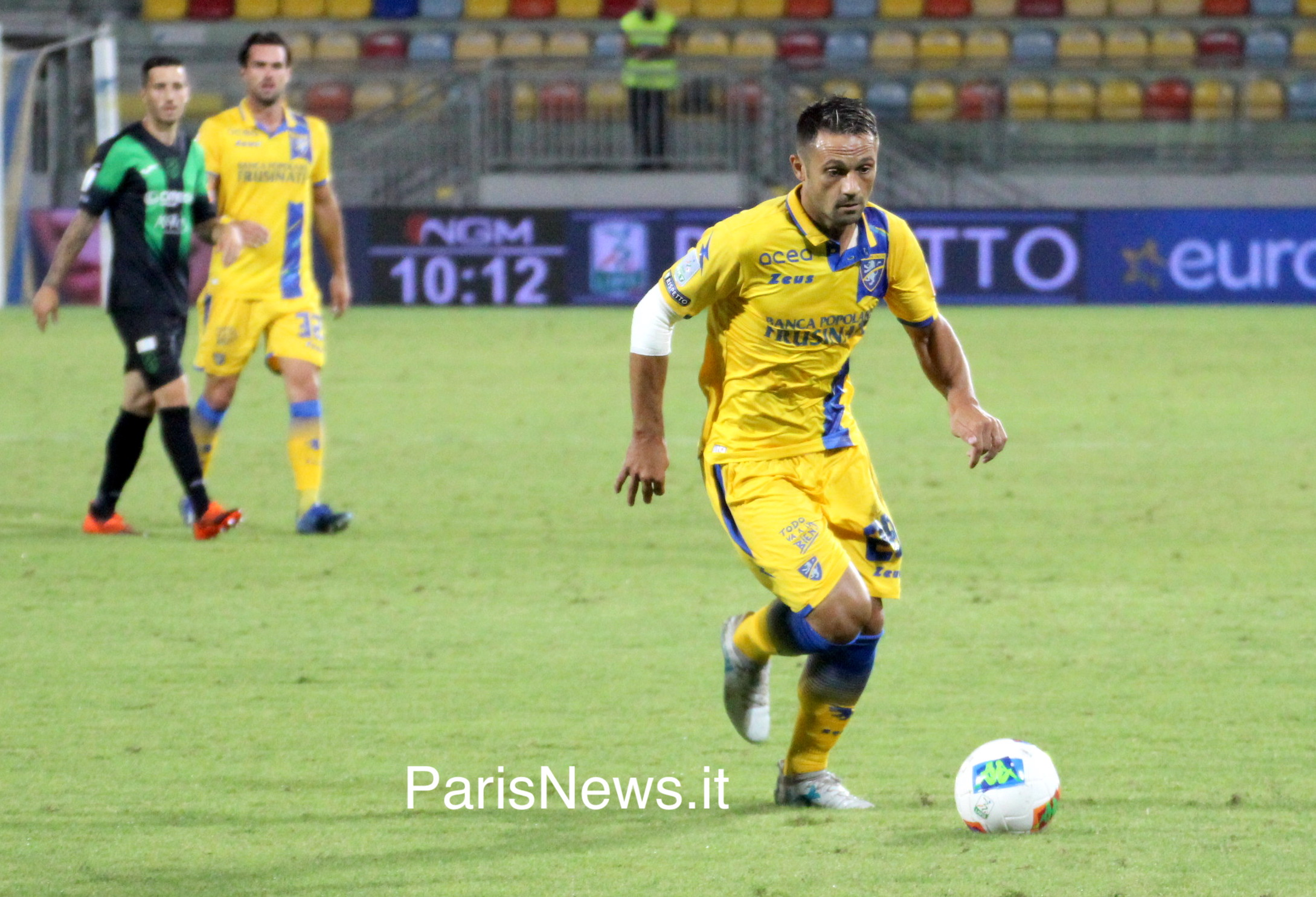 Frosinone batte Pescara 2-0