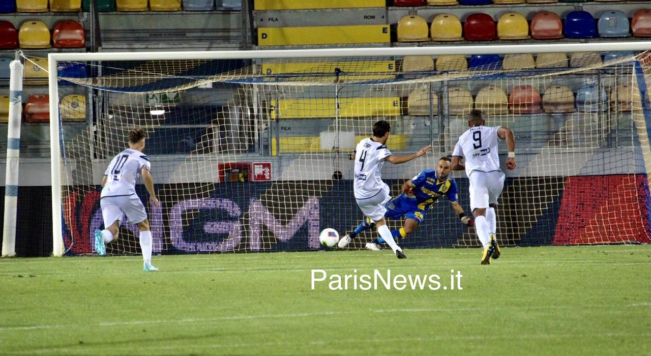 Frosinone - Cittadella 0-2