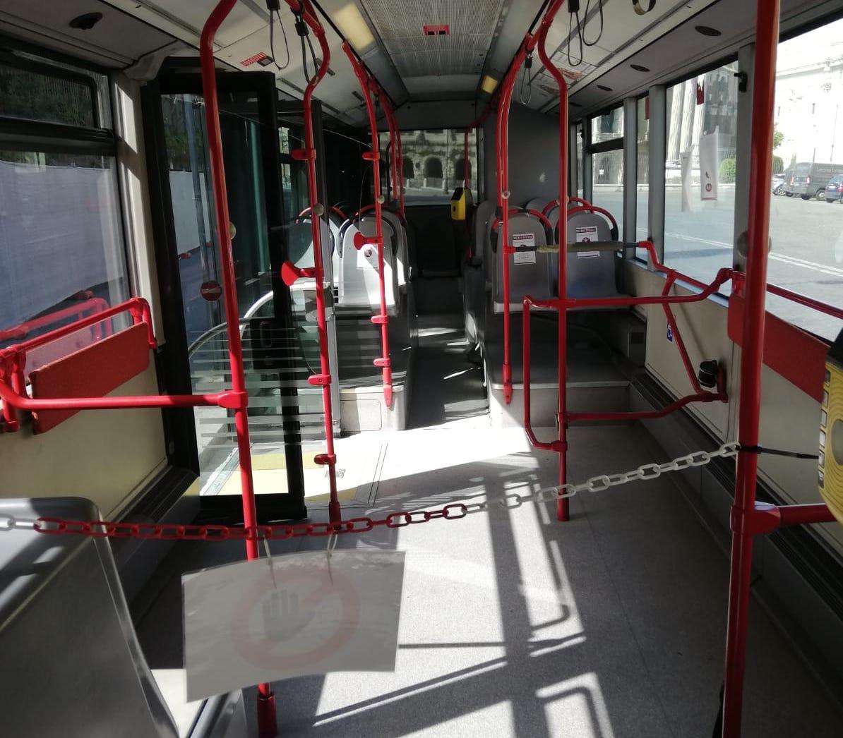Fase 2, ottima la risposta del trasporto pubblico