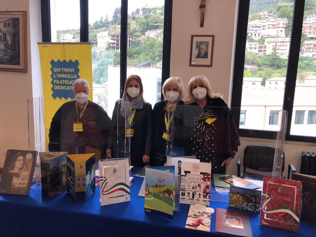 Poste Italiane: annullo postare dedicato a Piglio