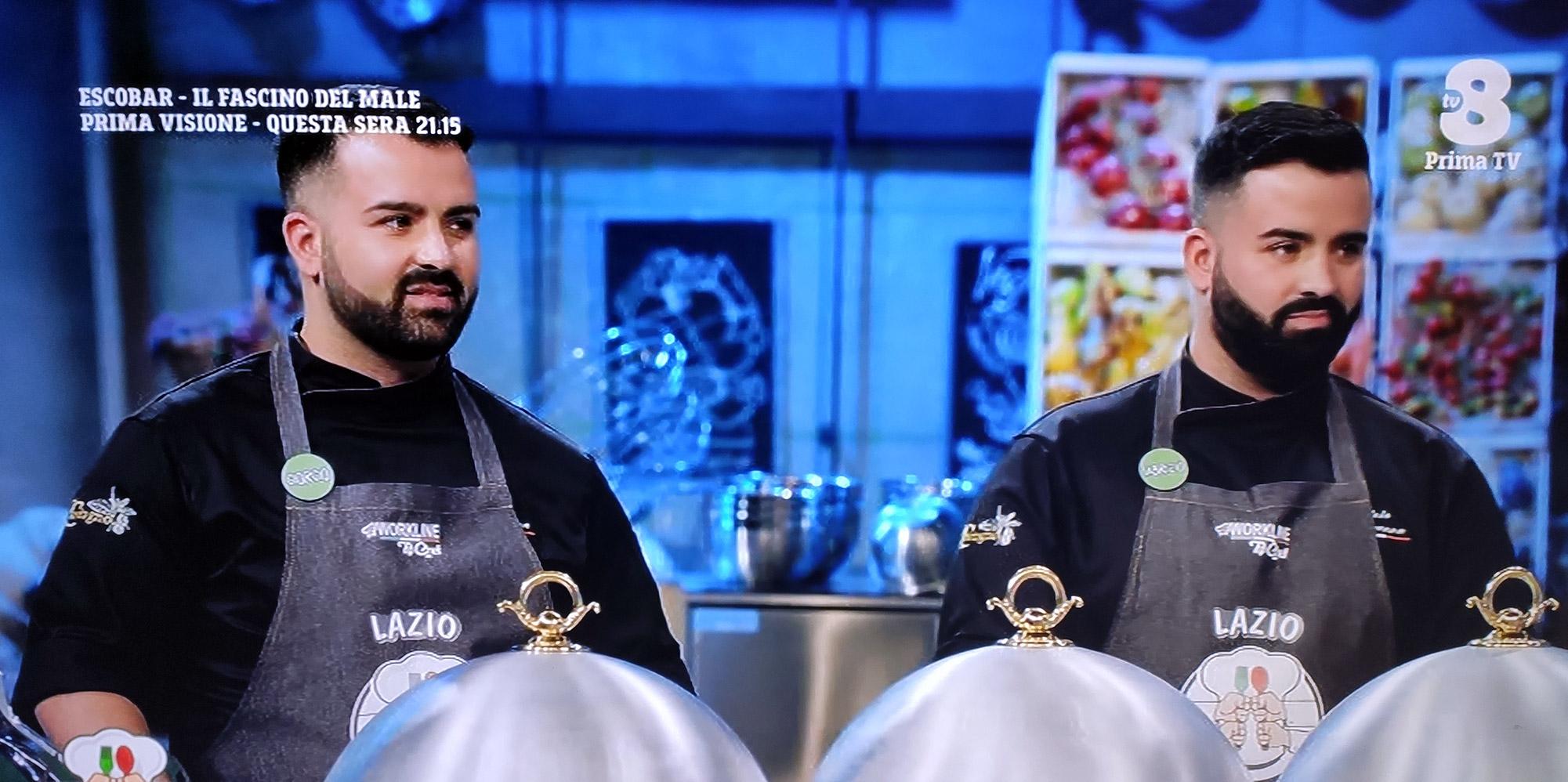 Cuochi d'Italia: vittoria per i gemelli Maronna