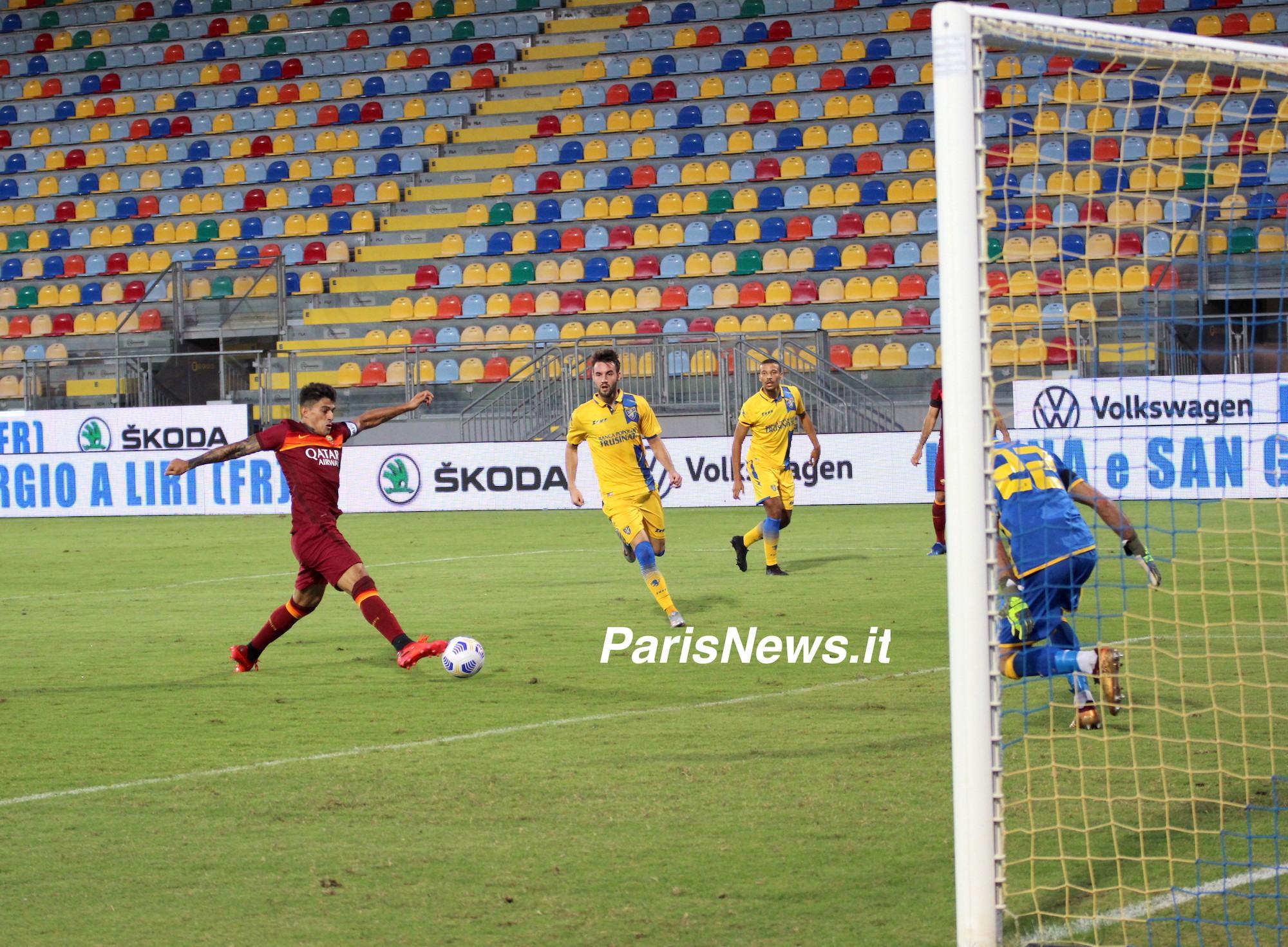 Frosinone - Roma 1-4