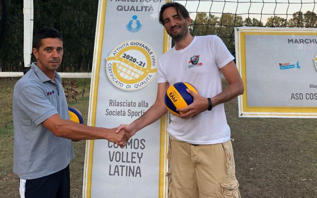 Cosmos Volley Latina: Canari alla guida dell'area tecnica