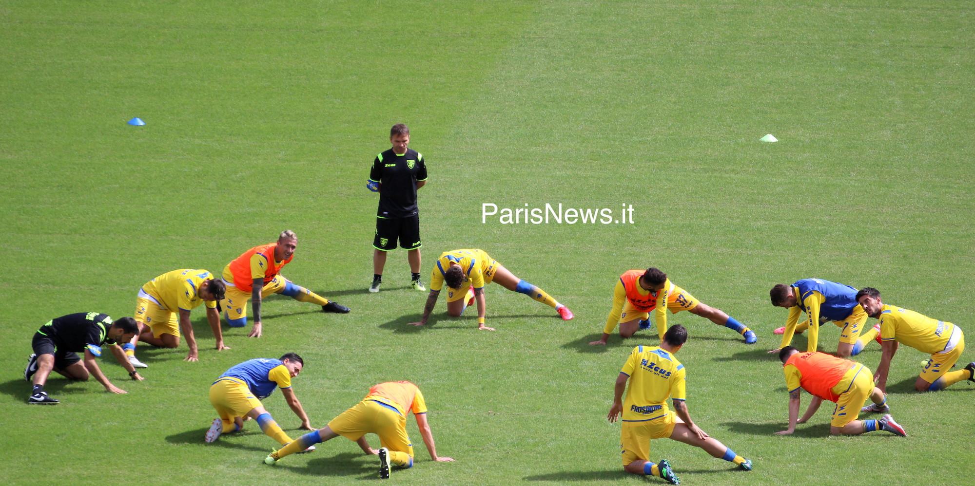 Frosinone - Empoli 0-2 fin