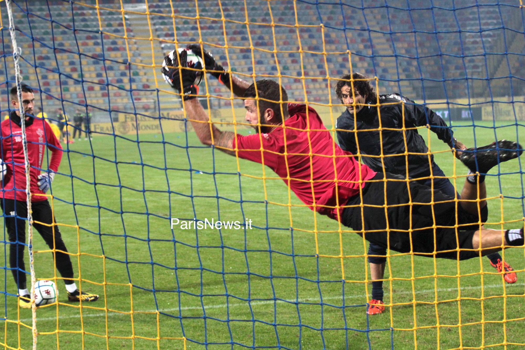 Frosinone - Cremonese 1-0 fin