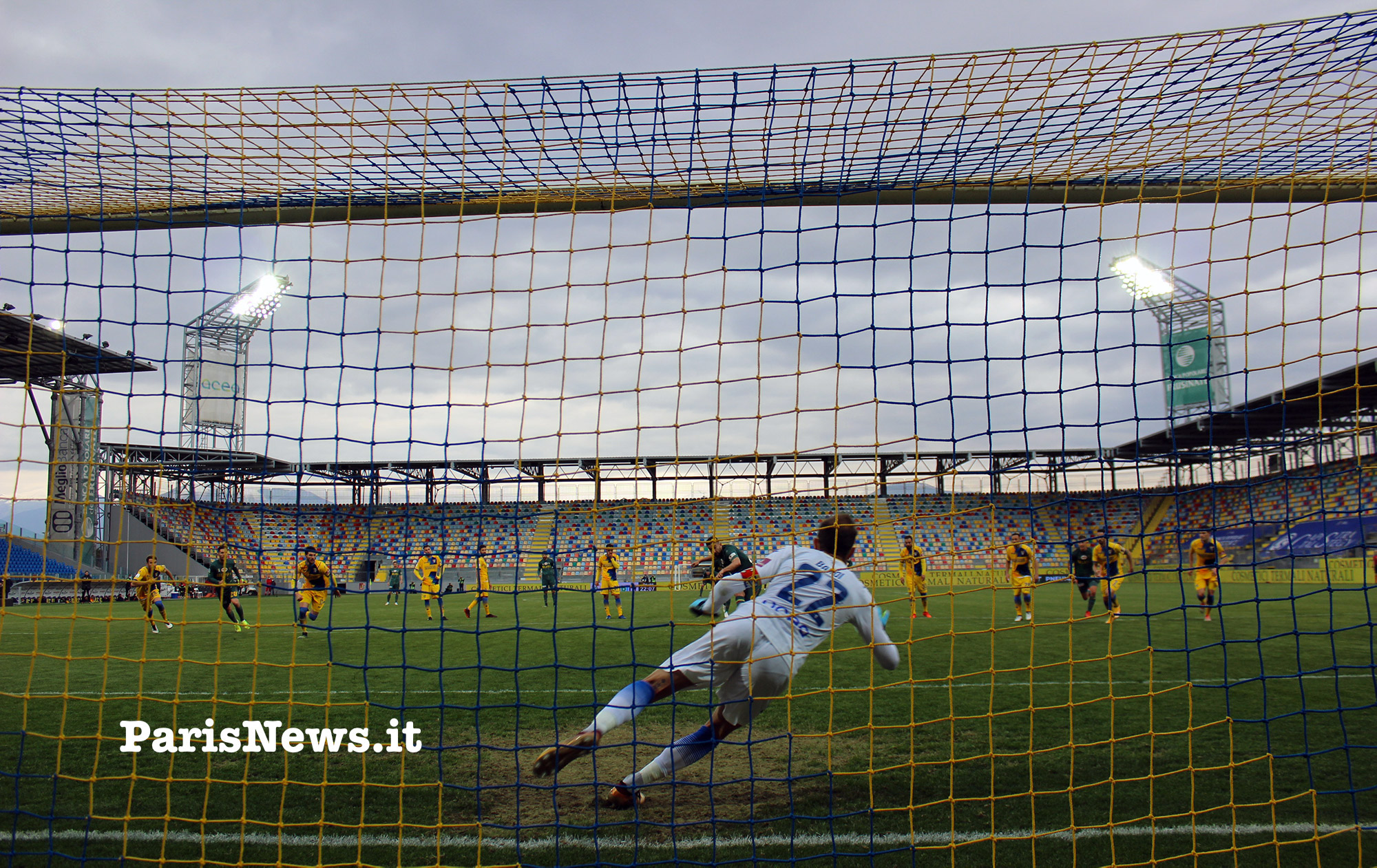 Frosinone - Lecce 0-3