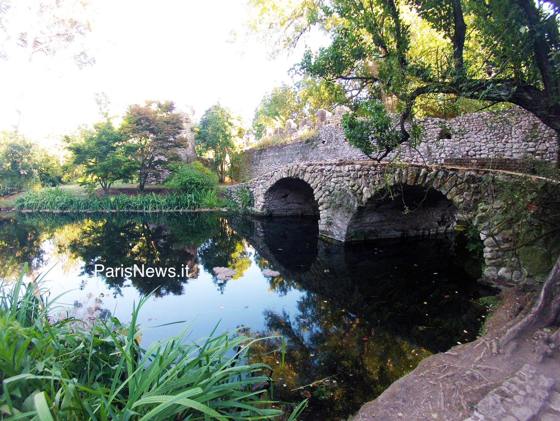 Ninfa: il Parco Letterario non si ferma