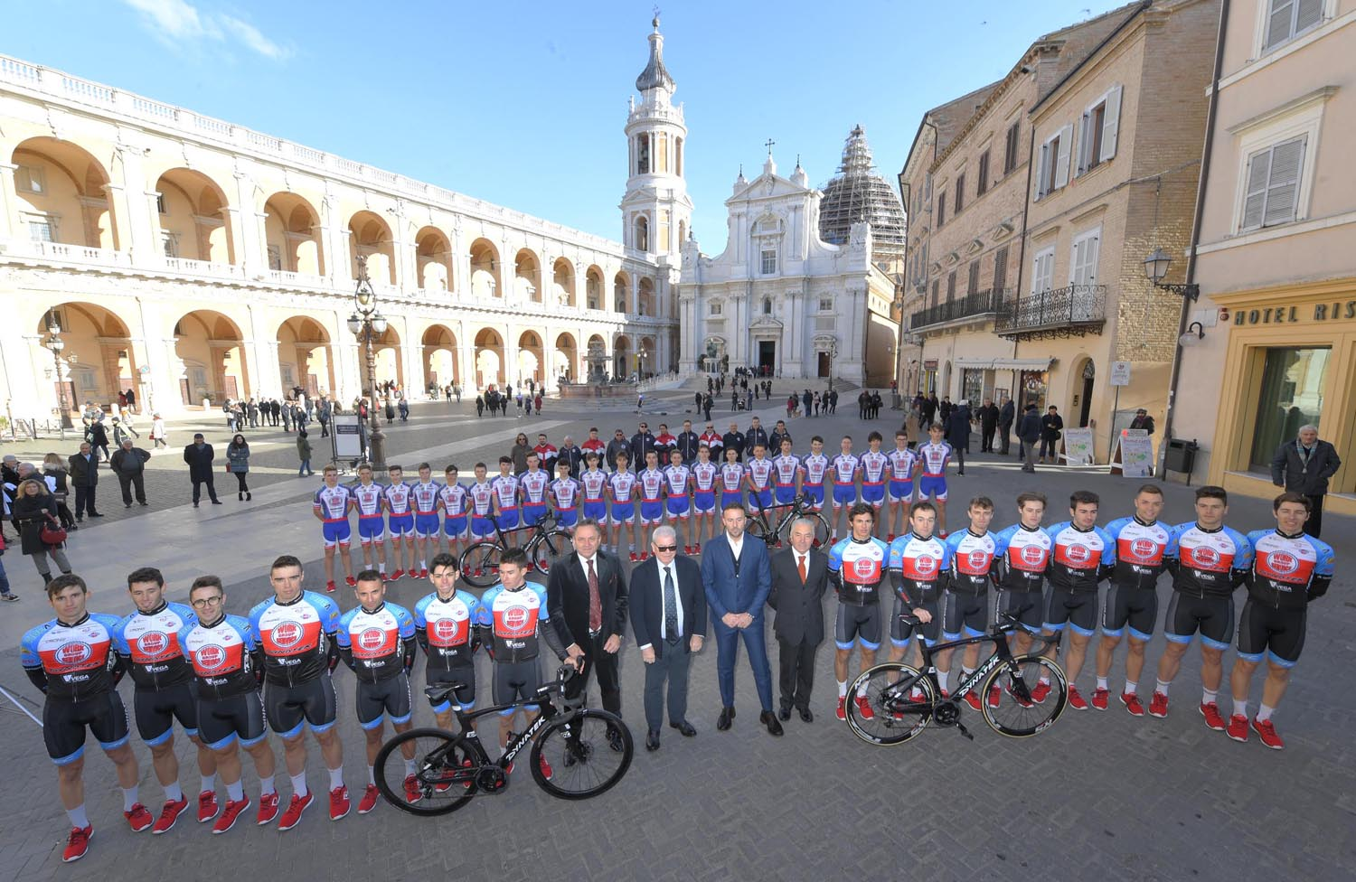 Work Service Cycling Group, si torna a pedalare