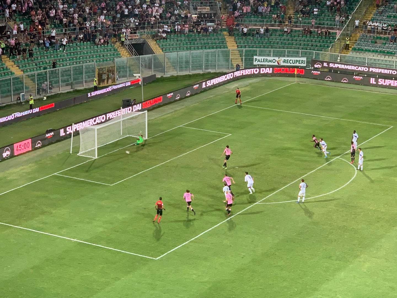 Palermo - Latina 2-0