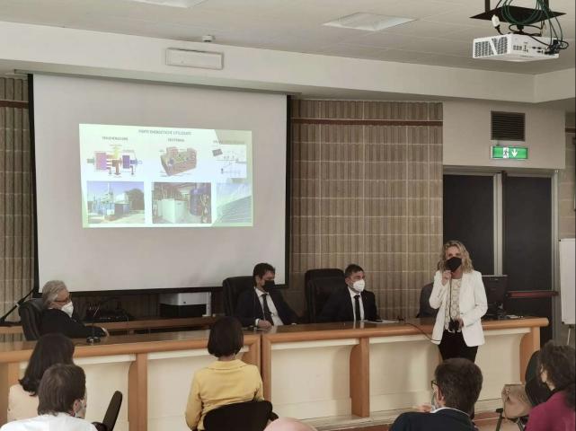Nuovo ospedale di Latina: presentazione del progetto