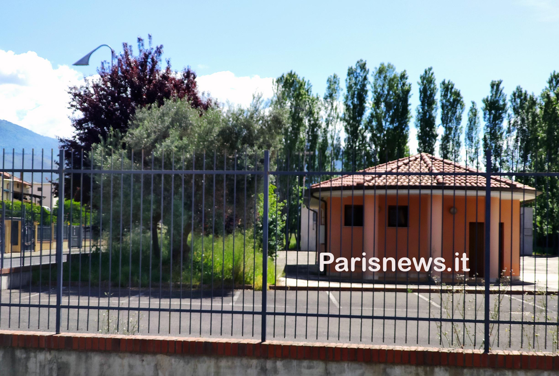 Parco Faustinella Latina Scalo