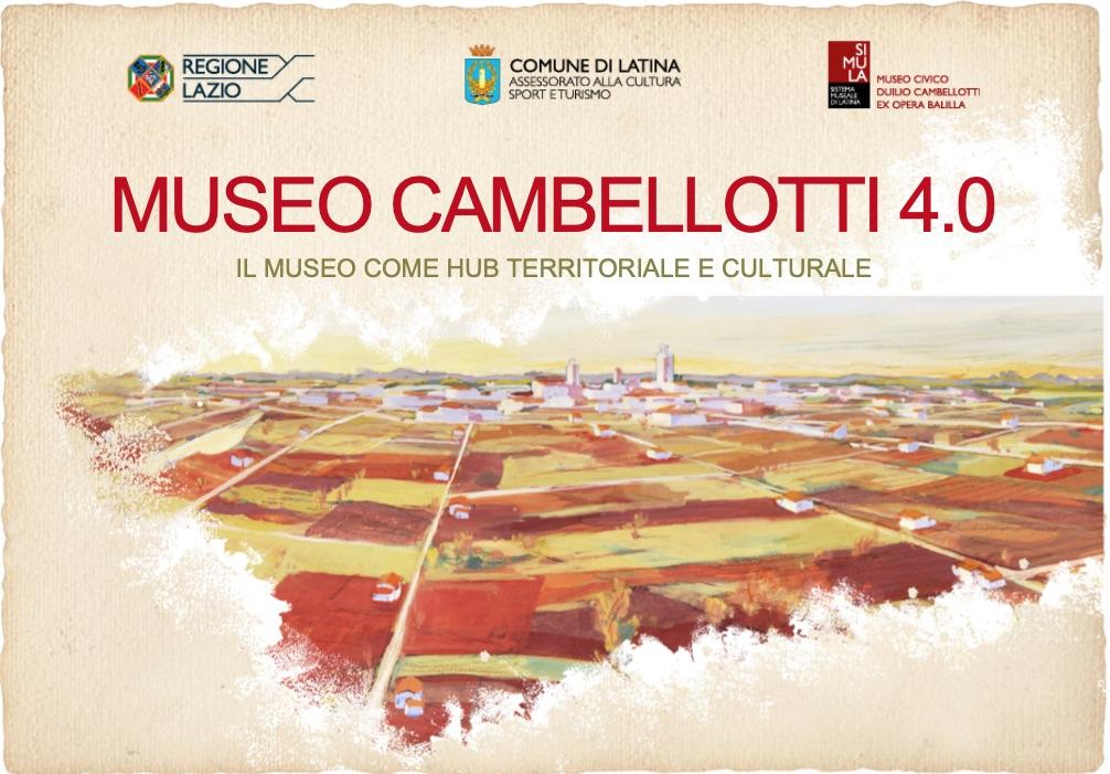 Latina: presentato il progetto Museo Cambellotti 4.0