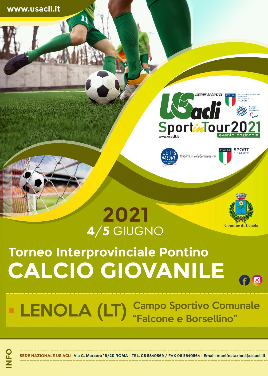 A Lenola il Torneo Interprovinciale