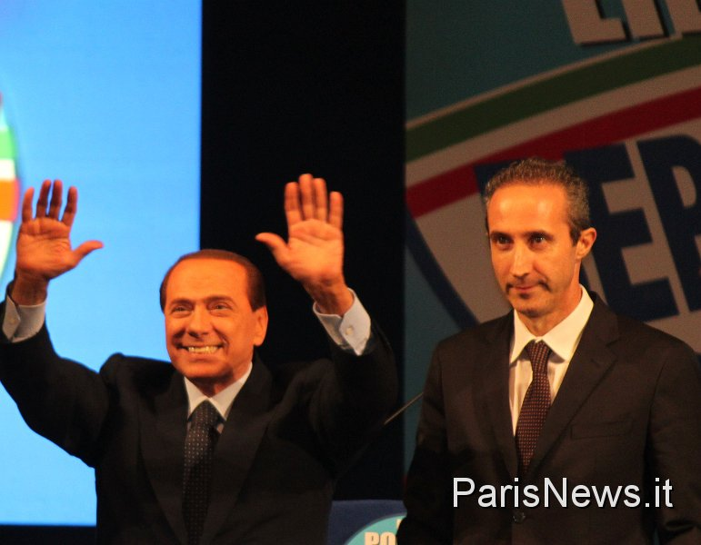 Silvio Berlusconi Armando Cusani