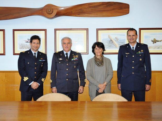 Ufficio Generale Per La Comunicazione Aeronautica Militare : Riunione con sma sui provvedimento di riordino dell aeronautica