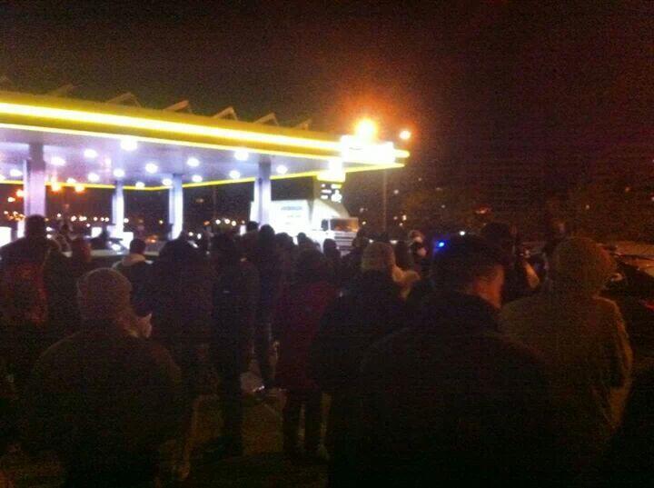 Protesta Forconi Bari