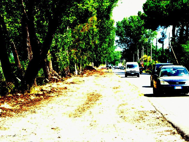 strada Tor Tre Ponti Latina